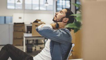 Verspannung im Nacken: Wieder locker werden