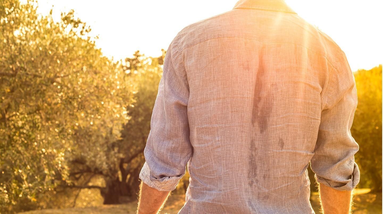 Tipps und Tricks wenn der Schweiß auch ohne Ü-30-Temperaturen läuft.